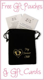 Free Gift Pouches & Gift Cards