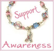 Miscarriage, Stillbirth, Pregnancy-Infant Loss Jewelry~Charms, Pendants, Bracelets, Pins